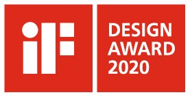 iF DESIGN AWARD 2020 受賞